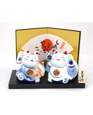 Pisicute Maneki zei ai fericirii