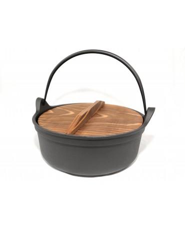 Ceaun de fonta Oigen Nikomi CA-013 2,4 litri