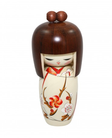PAPUSA TRADITIONALA KOKESHI HARU NO YUME