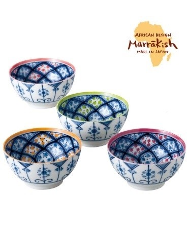 SET 4 BOLURI MINOYAKI MARRAKESH