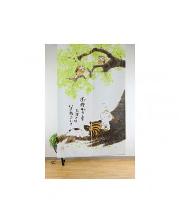 NOREN PISICUTE SI BUFNITE 10-048  85 x 150 cm