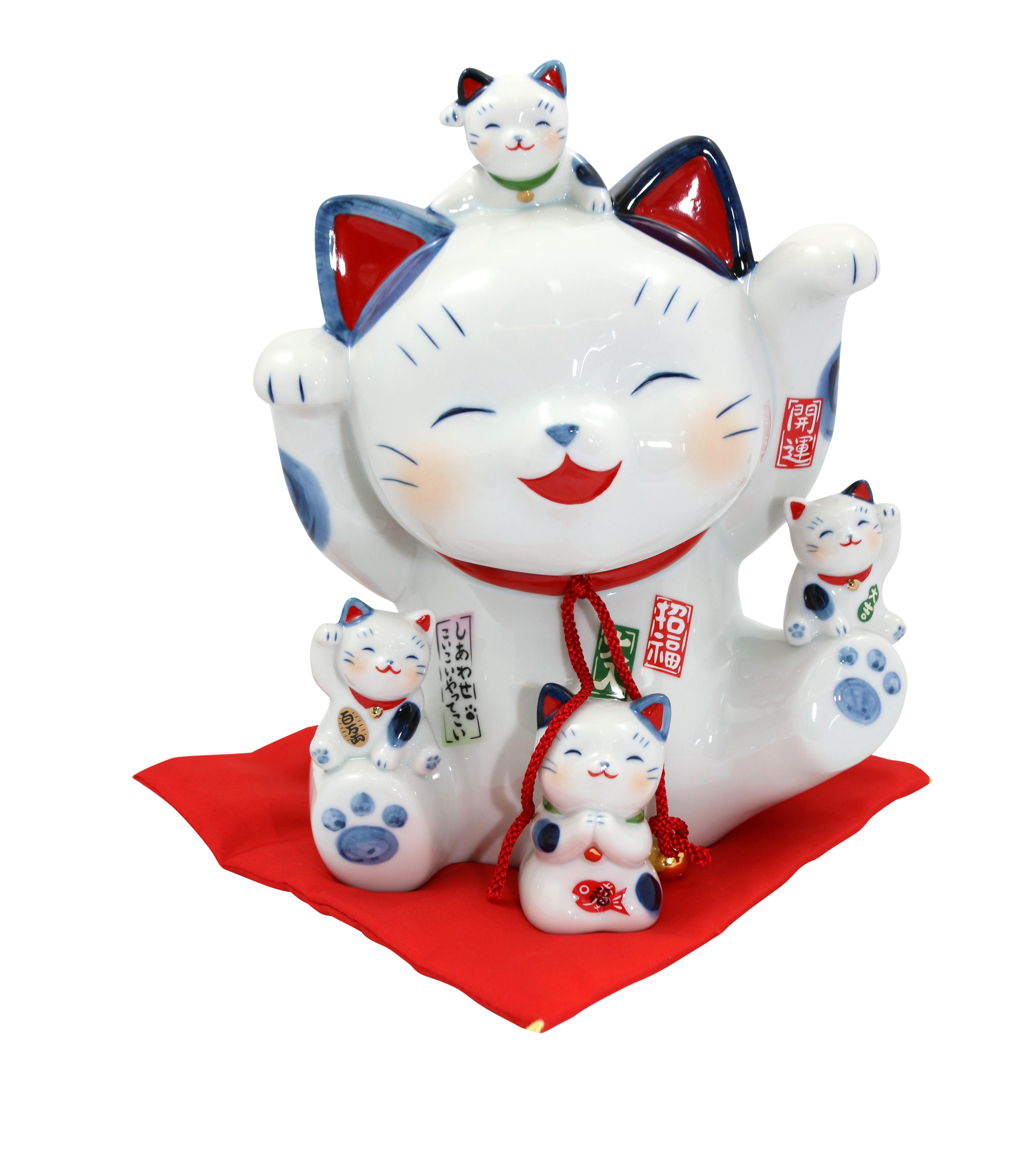 Pisica Noroc Mare Pușculiță Takumi