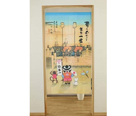 NOREN NIHONBASHI MOMOTARO 85 x 150 cm