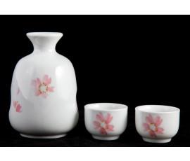 Set sake Sakura Hakuji