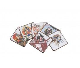 Coaster Kabuki
