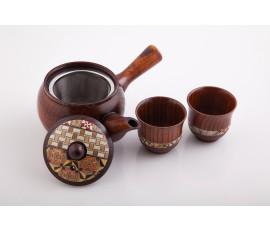 Set servire ceai Yosegi