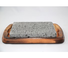 Set culinar Piatra Ishiyaki 25x16x4 cm