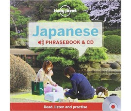 LONELY PLANET JAPANESE PHRASEBOOK / CD