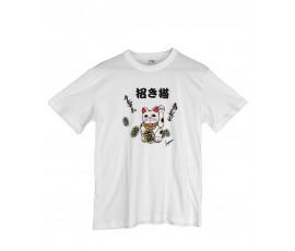 Tricou Maneki Neko