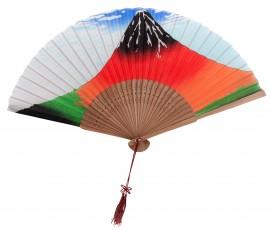 Evantai Aka Fuji