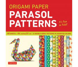 ORIGAMI PAPER PARASOLS PATTERNS