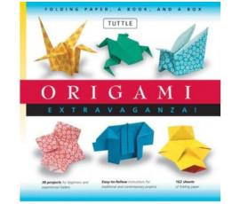 ORIGAMI EXTRAVAGANZA! (BOXED KIT)
