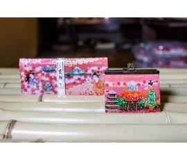 Set de portofele Sansui Sansun Ukiashi