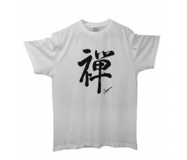 Tricou kanji Zen