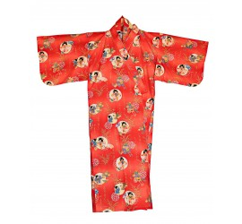 Kimono copii Warabe Aka 581