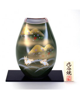 VAZA KUTANI 8.0 IEPURASI PE MUNTELE YOSHINO N168-08 24x11 cm
