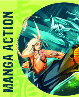 MANGA ACTION HEROES