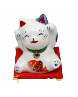Pisica Maneki indeplineste dorintele
