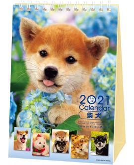 CALENDAR 2021 CATEI SHIBA YONEO MORITA ACL-543