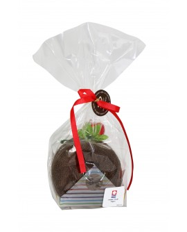 MINI-PROSOP ROLL CAKE CAFEA 25 x 25 CM