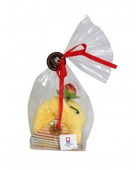 MINI-PROSOP ROLL CAKE MANDARIN 25 x 25 CM